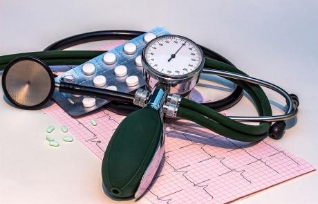 mesure de la pression artérielle