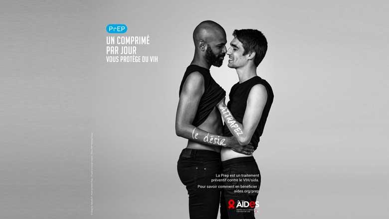Prep 4 Love : 1ère campagne d'information sur la PrEP
