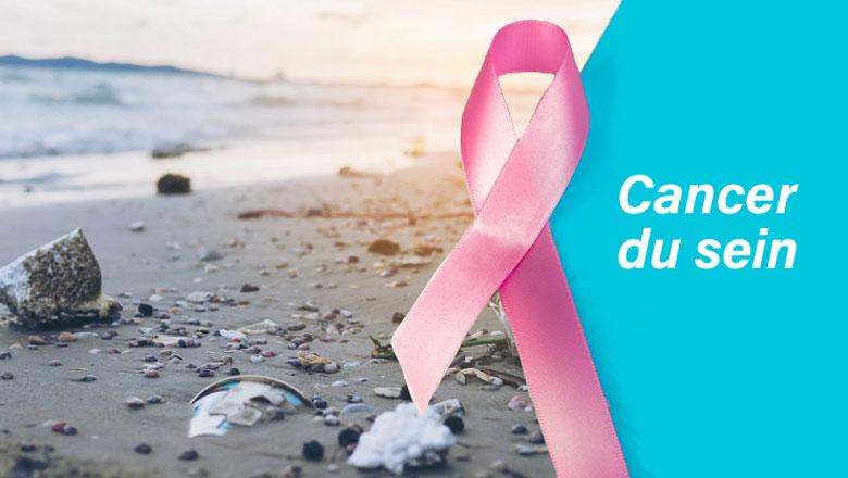 Cancer du sein : leur agressivité renforcée par la présence de polluants dans l'organisme