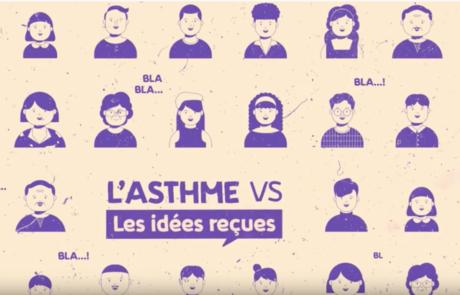 asthme versus idees recues